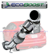 """MBRP 3"""" Turbo Down Pipe 2013-2017 Ford Focus ST 2.0L Ecoboost  FGS012"""