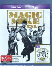 MAGIC MIKE XXL Blu-Ray (Digital Ultraviolet UV Expired) NEW & SEALED Free Post