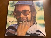 ELTON JOHN ROCK OF THE WESTIES VINYL LP