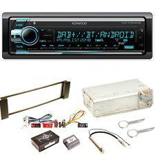 Kenwood KDC-X7200DAB USB DAB+ FLAC CD Einbauset für Audi A3 8L A6 4B