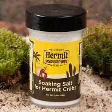 Fluker's Hermit Crab Soaking Salt for 2.4oz  Free Shipping