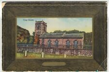 Yorkshire; Tong Church PPC From Thorla Series, Unposted, c 1910's