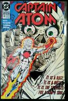 CAPTAIN ATOM #43 (1990 DC Comics) ~ VF Comic Book