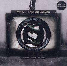 PANKOW Kunst & Wahnsinn CD 2011 LTD.1000 PART 24