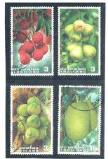 THAILAND 2003 Fruits (Flora) FU CV $ 2.00