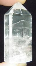 Clear Quartz Crystal Point 21.9 gram (Well Cut and Polished, Single Terminated)