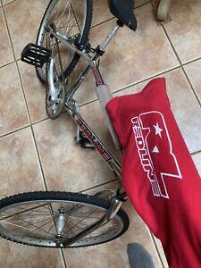 Redline Chrome mini BMX Bike - Racing (used)