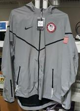 Nike 2012 Olympics Windrunner 3M Reflective Mens Jacket Worn at Podium XXL 2XL