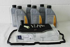 Genuine Mercedes-Benz 722.9 Automatic Gear Box Oil and Filter Service Kit NEW!