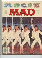 Mad 1952 series # 201 very good magazine