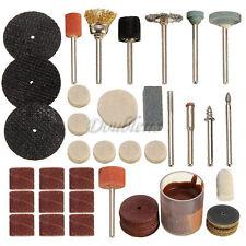 For Dremel Grinding Sanding Polishing Rotary Tool 105PC Mini Drill Bit Set