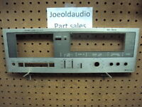 Zenith MC 9070 Cassette Deck Faceplate. Rated 8.9 out of 10. Parting Out MC 9070