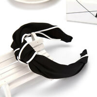 Korean For Sweet Girls Headband Hairband Twisted Knotted Hair Accessories