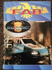 FAB #18 OFFICIAL Fanderson Zine GERRY ANDERSON Thunderbirds, Space Precinct etc!