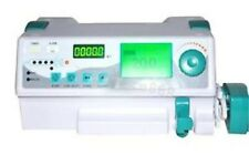 Medical Injection Infusion Syringe Pump Injector Audible Visual Alarm