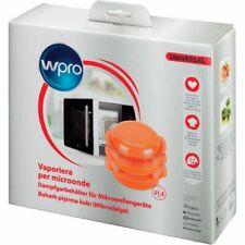 Original vapeur garer steamer pour micro-ondes wpro stm008 whirlpool 4820000013392