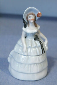 Antique Made in Germany, Lady Powder,Trinket Box,  Incesed, numbered 13376
