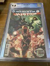 Justice League   #2  CGC 9.8