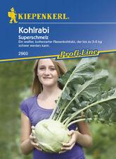 "Kiepenkerl Kohlrabi ""Superschmelz"" butterzart Riesenkohlrabi 3-5 kg schwer Samen"