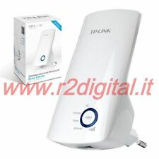RANGE EXTENDER ACCESS POINT TL-WA854RE 300N RIPETITORE WIRELESS LAN WAN WIFI