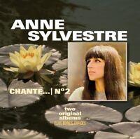 ANNE SYLVESTRE - CHANTE & NO 2   CD NEU
