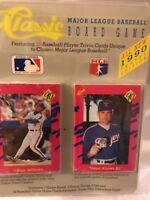 1990 Classic Baseball Complete Set FACTORY SEALED Limited Edition Board Game NEW