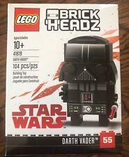 Lego Brick Headz Star Wars Darth Vader 41619