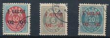 [34220] Iceland 1902 Good lot Very Fine used stamps
