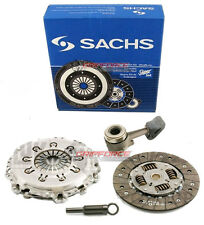 SACHS CLUTCH KIT & SLAVE CYL 2000-2004 FORD FOCUS ZX3 ZX5 ZTS ZTW 2.0L I4 DOHC
