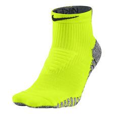 NikeGrip Lightweight Crew Training Socks-Volt/Black size XL / L 42-46 EUR