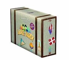 Laurel and Hardy Complete Boxset - English (DVD, 2011, 10-Disc Set, Box Set)