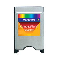 kQ Transcend PCMCIA Adapter CF Typ I auf PC Card