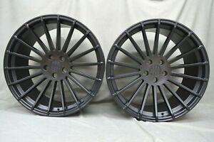 21 inch wheels rims for BMW X5 X6 F15 F16 E70 E71 5x120 Haxer HX010