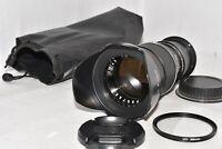 Canon EOS DSLR DIGITAL fit 200mm portrait lens 1200D 1300D 2000D 4000D& more etc