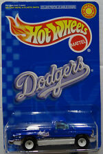 HOT WHEELS SPECIAL EDITION LA DODGERS 2000 GAME DAY GIVE-AWAY DODGE RAM TRUCK