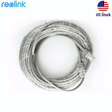 Reolink Rj45 Cat-5 Network Ethernet Patch Internet Cable 60 Feet 18 Meters