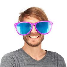 Partybrille groß Spaßbrille Riesenbrille Clown Brille Scherzbrille Gagbrille XXL