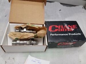 """New Crane Cams Harley Twin Cam 2006^ Dyna Touring Softail Performance 1-600 96"""""""