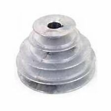 "NEW CHICAGO DIE CASTING 6144604 V-GROOVE PULLEY 4 STEP 3/4"" BORE"