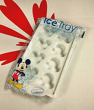 Disney Mickey MOUSE Mold tray ice Jelly Mould ladies bandeja de cubitos de hielo