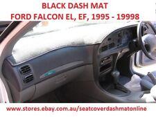DASH MAT, DASHMAT, FIT  FORD FALCON EF, EL 1995 - 1998, BLACK