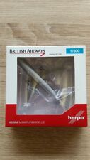 Herpa 529822 - 1/500 Boeing 767-300 Landor colors-British Airways-NUOVO
