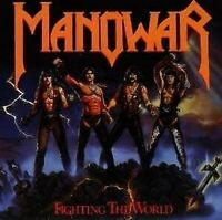 Fighting The World - Manowar CD Atlantic
