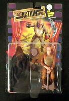 NOS 1993 Mattel Last Action Hero AXE SWINGIN RIPPER Stunt Figure W Free Shipping