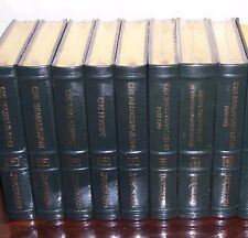 Easton Press LORD OF THE RINGS by J R R Tolkien 13 vols ** Ultimate Collection