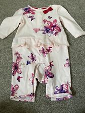 Ted Baker 0-3 Months Girl All In One