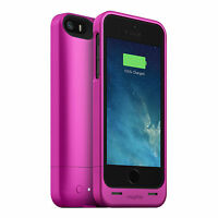 Mophie Juice Pack External Charging Battery Case for Apple iPhone 5/5s/SE - Pink