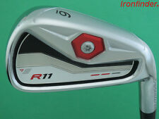 "NEW TaylorMade R11 6-Iron Graphite Motore 75-S Mens Right Hand ""+1 2UP"" on hosel"