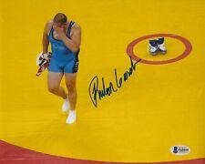 Rulon Gardner Signed 8x10 Photo BAS Beckett COA 2000 2004 Olympic USA Wrestling