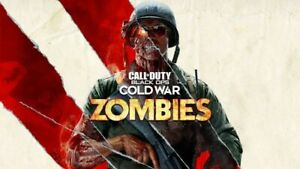 (READ DESCRIPTION) COD Cold War Zombies modded boosting lobby